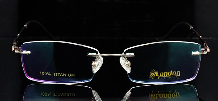 Titanium Rimless Glasses Women (9)