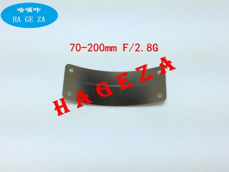 Nouveau et Original lentille Fuselage plaque signalétique étiquette plaque pour Nikon AF-S 70-200 70-200mm F/2.8G ED VR caméra pièce de réparation 1K087-536
