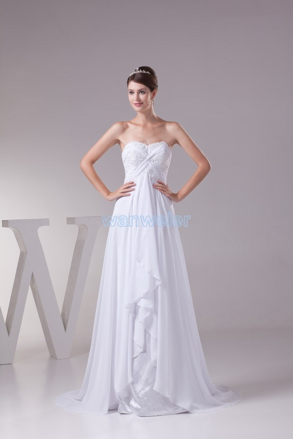 free shipping casamento vestido de noiva renda 2016 new design fashionable hot sexy bridal gown appliques long wedding dress in Wedding Dresses from Weddings Events