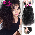 Rosa Продукты Волос Перуанский Девственные Волосы Ткет 8А Перуанской Странный Вьющиеся Волосы Девственницы 3 Связки Дешевые Tissage Bresilienne Вьющиеся