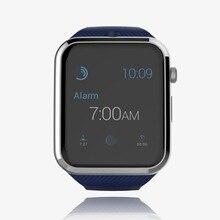 2016 tragbare Geräte GD19 Smart Uhr Android Bluetooth Verbinden Uhr Armbanduhr Unterstützung Sim-karte Telefon Smartwatch GT08 F69