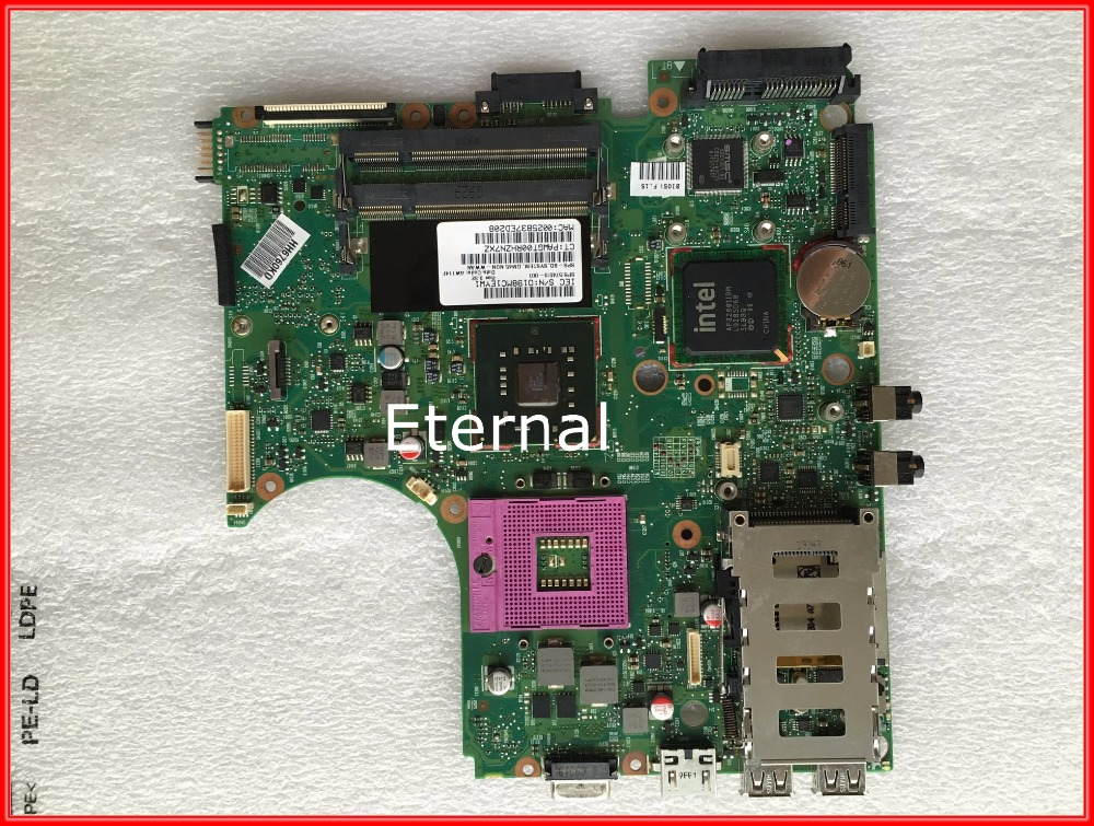 574510-001 Laptop MotherBoard for HP 4510S system board 100% well tested working motherboard for 583736 001 p4500g2 p4300g2 well tested working