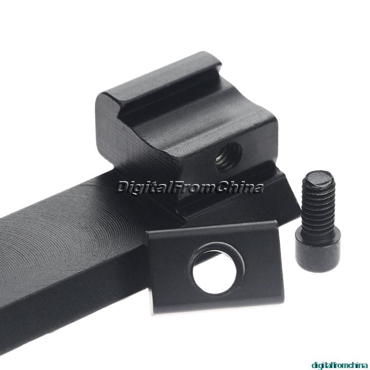 Ajuste el riel inferior de cola de milano de 11 mm y el riel superior - Caza - foto 3