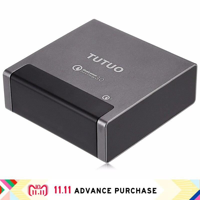 4 en 1 appareils plus QC 3.0 chargeur adaptateur d'alimentation multi usb dock chargeur de téléphone iphone fourche charge rapide 3.0 rapide