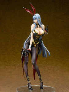 Image 2 - Ques Q Valkyria Chronicles Selvaria Bles Bunny Ver. PVC Action Figure Anime Sexy Girl Figure Model Toys Collection Doll Gift