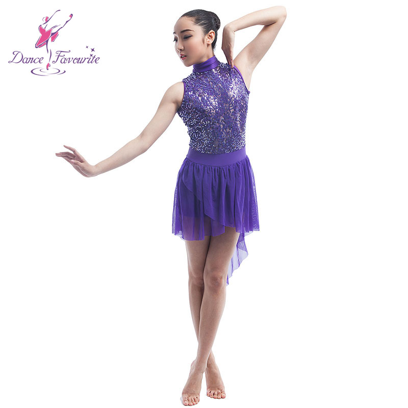 Lyric lyrical dance dresses : New arrival sequin lace bodice ballet Lyrical dance costumes dress ...