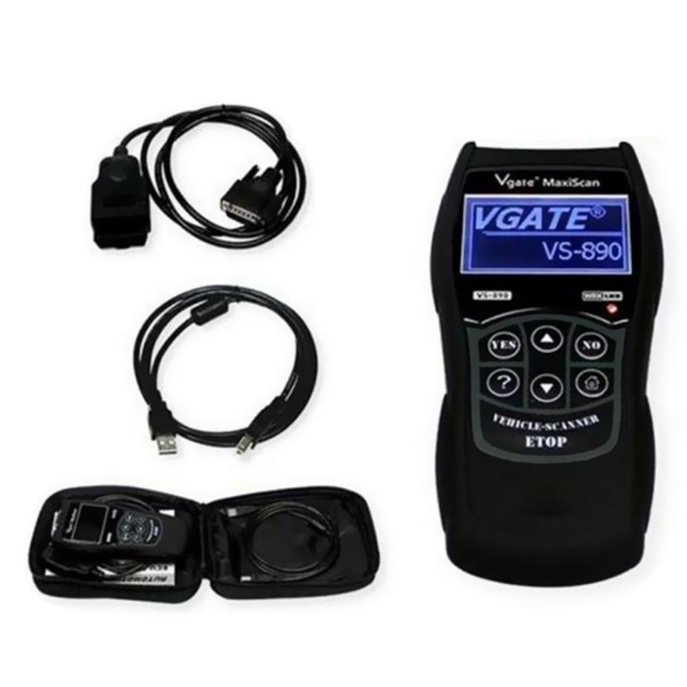 Vgate VS890 Car Diagnostic Tool Auto Scanner
