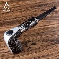 Witcher 40W E Pipe Huge Vapor Electronic Cigarette Vape Pen 3.0ml Tank 1000mAh Electronic Hookah Pen Starter kit