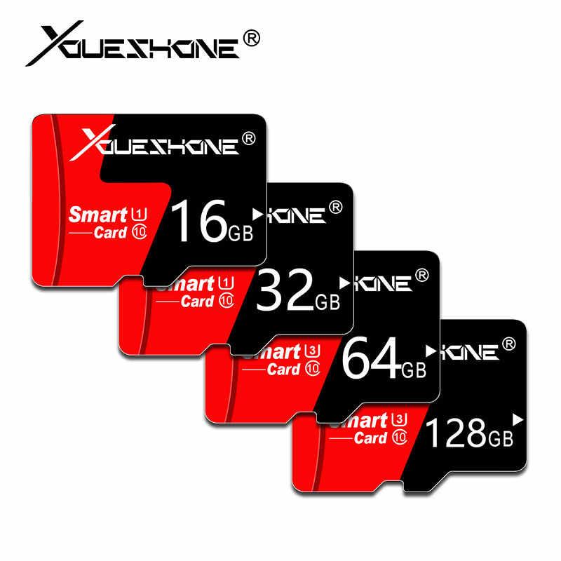Горячая продажа micro sd карта 4 ГБ 8 ГБ 16 ГБ cartao de memoria класс 10 tarjeta micro sd 128 Гб 64 ГБ 32 ГБ карта памяти для смартфона