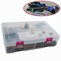 NEWEST RFID Starter Kit for Arduino UNO R3 Upgraded version Learning Suite LCD1602/RC522/sg90