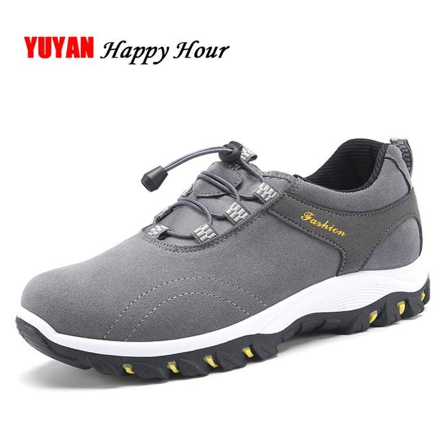076b7854a 2018 novos Sapatos Da Moda Homens Sapatilhas Sola Grossa Não-deslizamento  de Calçados Casuais das