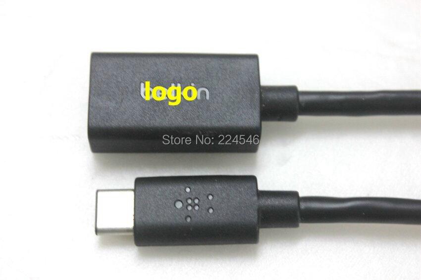 ORIGINAL / Original F2CU036BTBLK 3.0 USB-C A USB-A Adaptador OTG para - Cables de computadora y conectores - foto 4