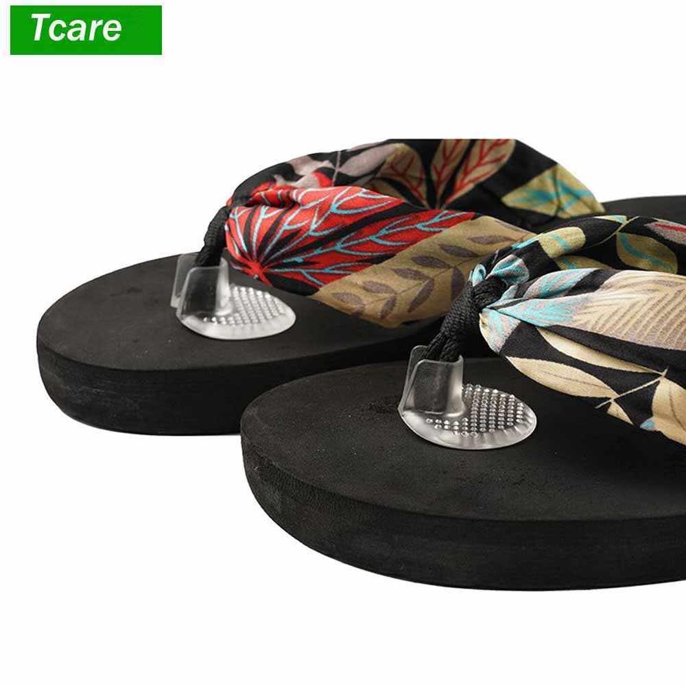 8267220b3017c8 2Pair Lot Soft Silicone Flip Gel Cushions Pad Toe Protectors for Thong  Sandal Flop Gel