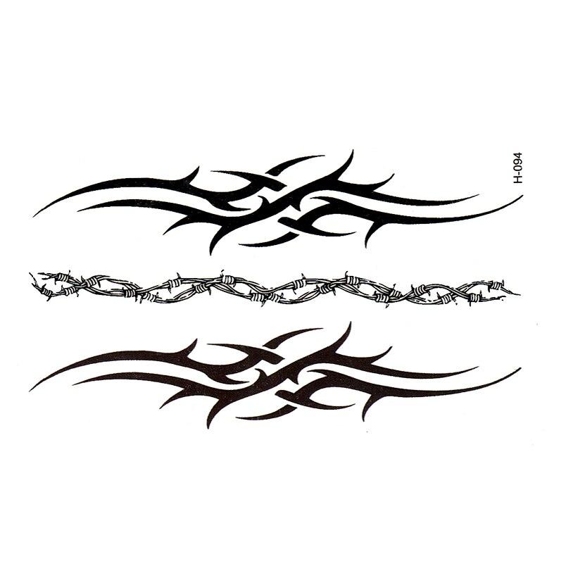 Us 22 15 Offnowy Tymczasowy Tatuaże Naklejki Tatuajes Temporales Tatuaż Z Henny Wzory Dla Mężczyzn Tatuaż Naklejki Adesivos Para Moto W Tymczasowe
