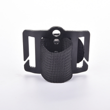 web holder  fish becoming lure    belt mounted touchdown web holster
