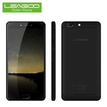 Leagoo T5 4 г смартфон 5.5 дюймов Android 7.0 MTK MT6750 Octa core 4 г Оперативная память 64 г Встроенная память двойной Камера Мобильного Телефона Отпечатков пальцев в наличии