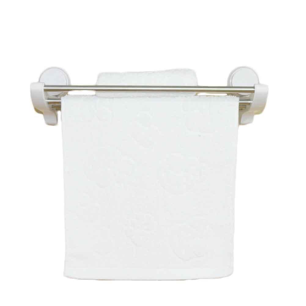 Towel Dryers Bathroom: New 1set Bath Towel Holder With Sucker Bathroom Towel