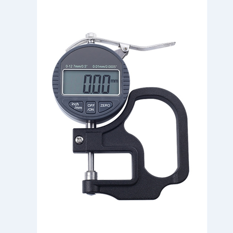 0 01mm Electronic Dial Thickness Gauge Meter 10mm Digital Dial Indicator Percent Width Measuring Instruments Gauge