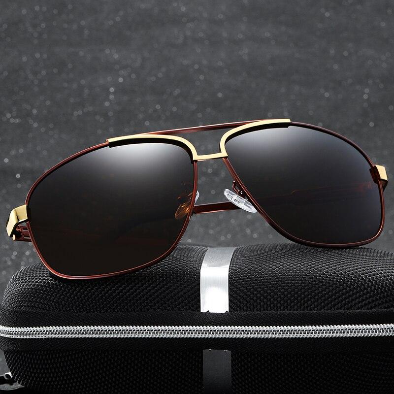 0a59d5c4372 LUOMON 2018 New Polarized Men S Sun Glasses For Men Pilot Sunglasses Women  Driving Glasses Goggles Oculos De Sol Masculino -in Sunglasses from Men s  ...