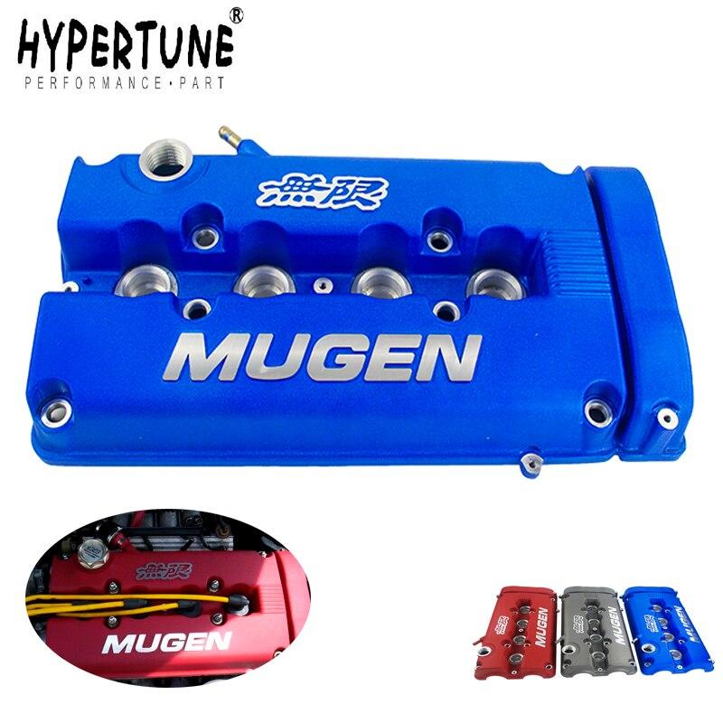 Hypertune - MUGEN Style Rocker Valve chamber cover For Honda Civic B16 B17 B18 VTEC B18C GSR HT-VCC01