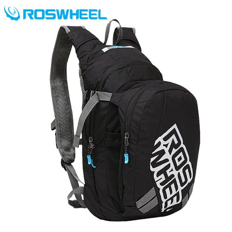 ROSWHEEL sac à dos d'équitation vtt équipement de plein air 8L Suspension respirant en plein air sac à dos d'équitation vélo sac de cyclisme