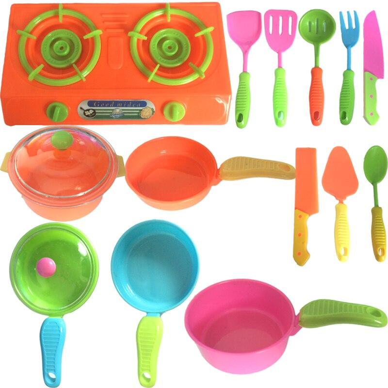 buy kitchen toys for children educational classic utensil cooker playset. Black Bedroom Furniture Sets. Home Design Ideas