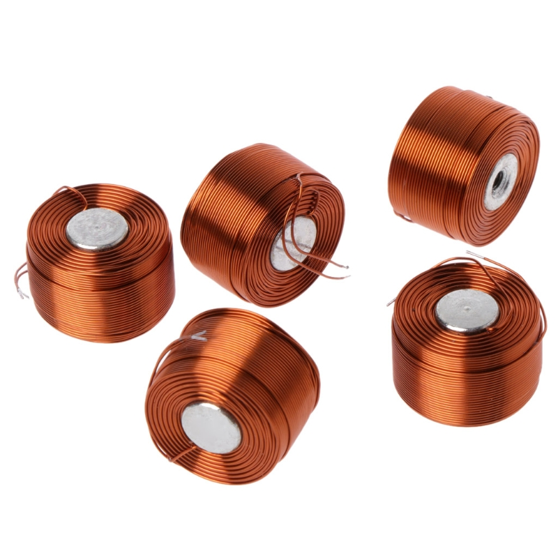 5pcs The Third Generation Coil Of 100 System Magnetic Levitation Suspension Coil #Aug.26 pure copper magnetic suspension coil with 3mm screw hole