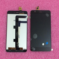 100 Original Black JY S3 Full LCD Display Touch Screen Digitizer Assembly For JIAYU S3 Replacement