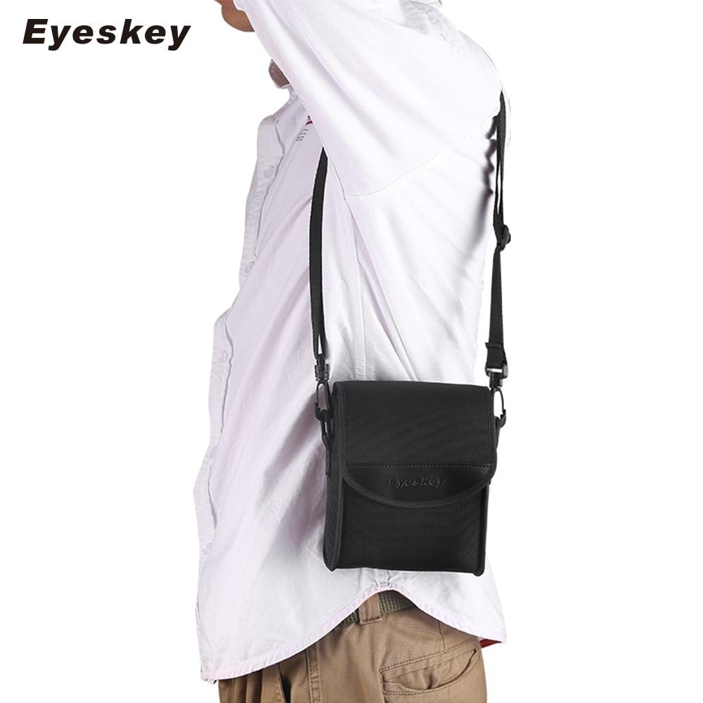 Sac de binoclu impermeabil Sling pungi de umăr cruce sac binocular curea de umăr Pentru 42mm acoperiș Binocular sac sac