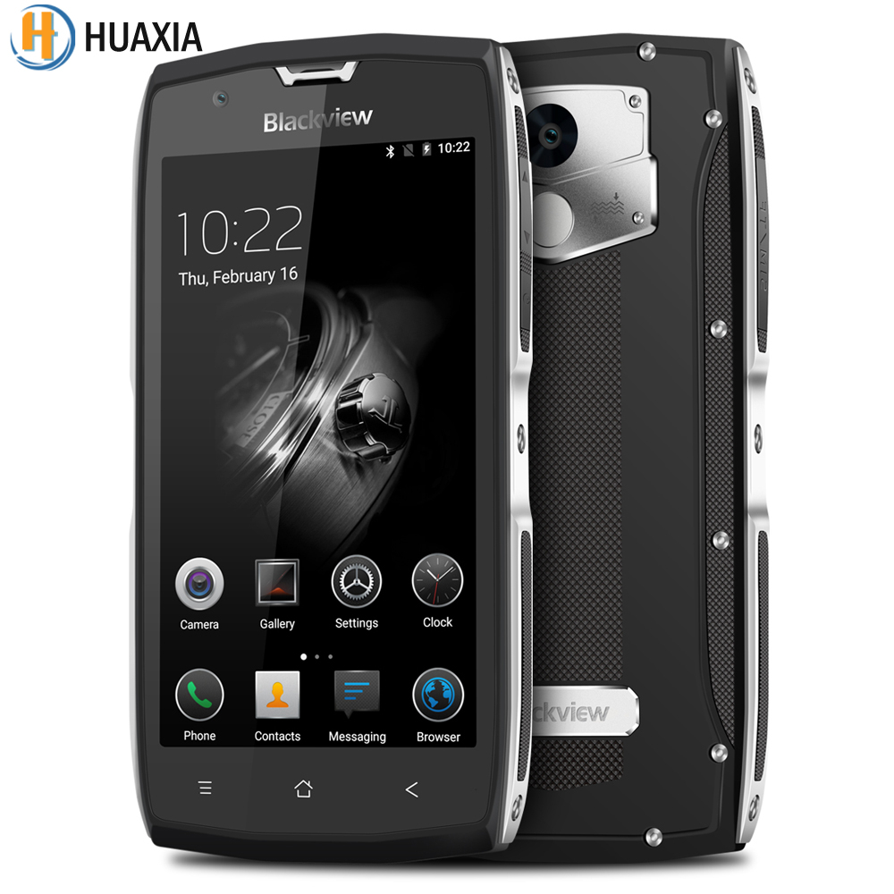 Blackview BV7000 Pro Waterproof IP68 Shockproof 5 0 Android 6 0 Octa Core 3500mAh 4GB RAM