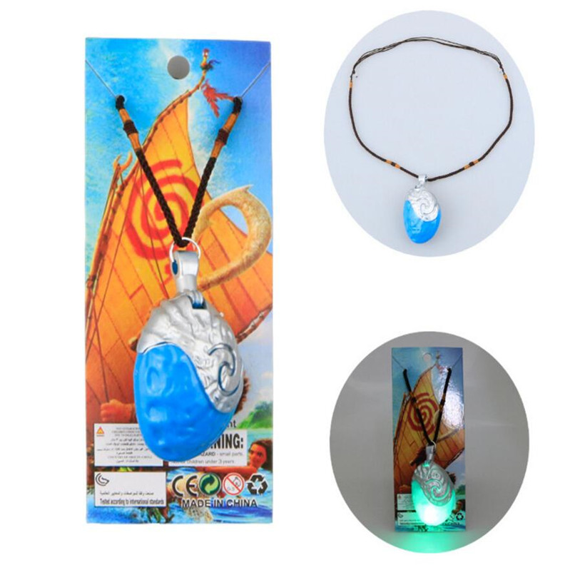 Anime movie princess moana necklace music and led light vaiana pendant action figure juguetes kids toys toothless dragon toys 8pcs set anime how to train your dragon 2 action figure toys night fury toothless gronckle deadly nadder dragon toys for boys