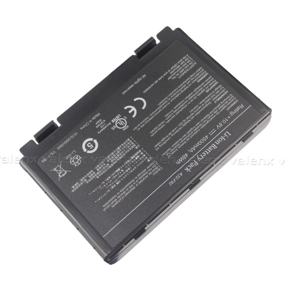 Batería para Asus A32-F52 A32-F82 L0690L6 L0A2016 F82 K40 K50 K51 - Accesorios para laptop - foto 4