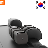 100% Original Xiaomi Double Fans Car Air Cleaner Purifier Mijia 60 Square Purifying PM 2.5 Detector Smartphone Remote Control