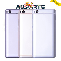 100 ORIGINAL New Back Battery Cover For Xiaomi MI 5S Rear Back Cover Housing Door With