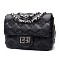 S.p.l. искусственная кожа Shouler сумки женщины стали цепи плед небольшая сумка сумки высокого качества женская сумка