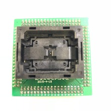 QFN36 MLF36 NP506-036-034-C-G IC Test Socket Open top Chip Size 6*6 Flash Adapter Connector Programming Socket ZIF adapter qfn44 mlf44 wlcsp44 to dip44 double board programming socket ic550 0444 010 g pitch 0 5mm ic size 7x7mm adapter smt test socket