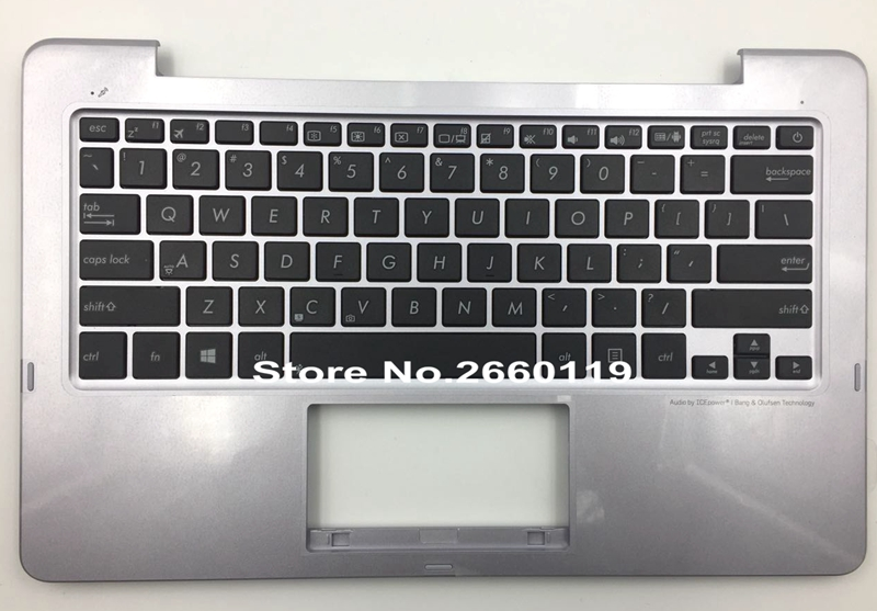 Perfect Quality Laptop For Asus TX201 TX201L TX201LA With C Shell Keyboard