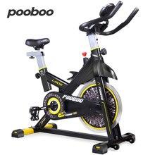 pooboo Exercise Bike 24lbs Flywheel Mute Spinning Bike Hometrainer Fitness Indoor Cycling Bike цены