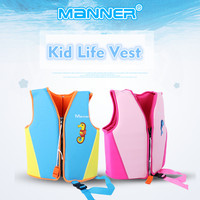 Kid Life Jackets Children Swimming Life Vest 3 10 Years Swim Trainer Swimming Pool Swimwear Watersports Snorkeling Diving Vest