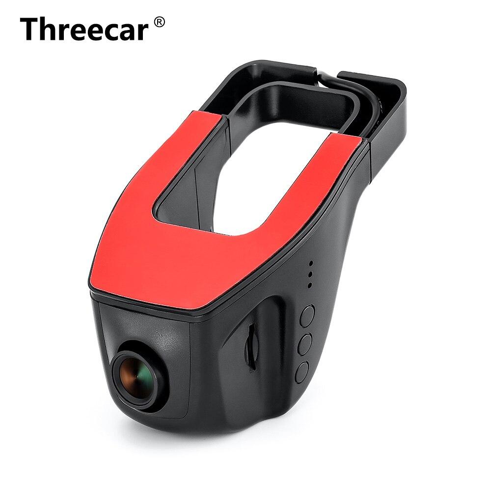 Автомобильный видеорегистратор 1080P USB Автомобильный видеорегистратор ночная версия цифровой видеорегистратор для Android DVD gps плеер dvr CAM