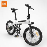 [Duty Free] Xiaomi HIMO C20 kmh Dobrável Ciclomotor Bicicleta Elétrica 250 W Motor 25 Escondida Bomba Inflador Shimano acionamento de Velocidade variável