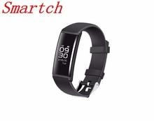 Smartch X9 смарт-браслет сердечного ритма Мониторы кровь pressur кислорода Шагомер трекер Smart Браслет IP66 lifewaterproof