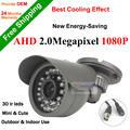 Surveillance camera AHD 1080P Waterproof IR cut filter Night vision outdoor 2.0MP bullet AHD Camera security system AHD-H Camera
