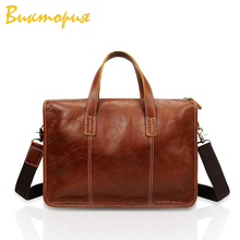 CHARA'S brand men handbag 100% Cow Leather High capacity Business Shoulder Bags women/men Multifunction High end Leather bag все цены