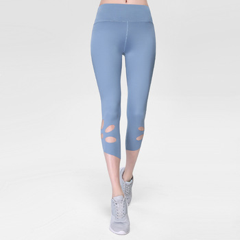 Confort Flower Fitness Leggins – Running, GYM, Fitness