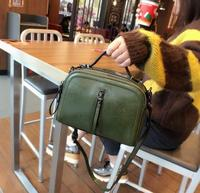 Vintage Solid Women Handbags Fashion Genuine Leather Flap Bags Famous Designers Messenger Bags Popular Chains Zipper