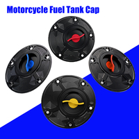 Motorcycle Fuel Tank Cap Gas Oil Tank Cover For Yamaha FZ1/FZ6/FZR750/1000/R1/R6/YSR50 Petrol Cover CNC Aluminum