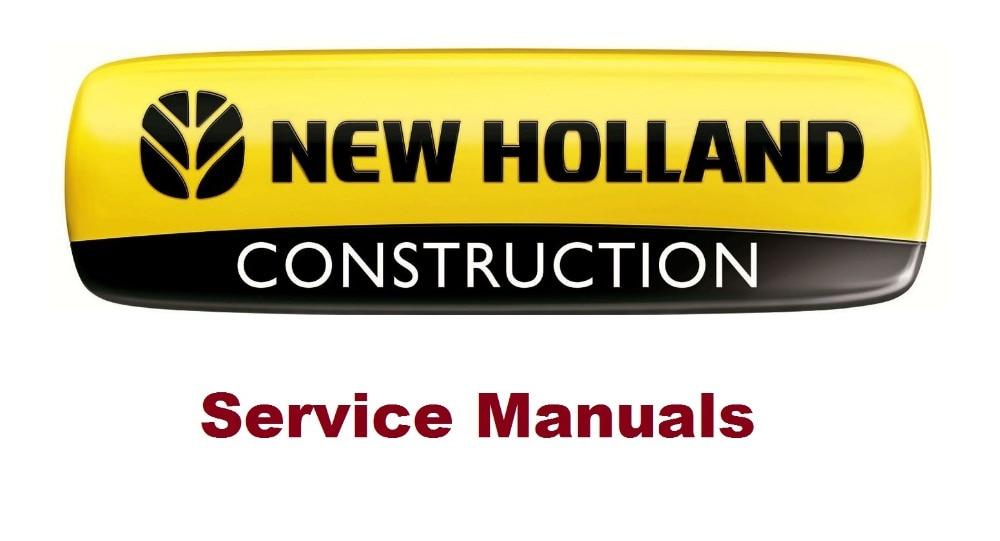 Руководства по обслуживанию New Holland