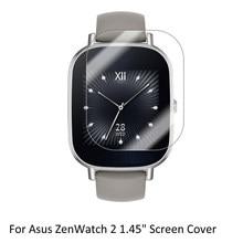3 * Anti-Scratch Ultra HD Premium Escudo Film LCD Protetor de Tela Capa para Asus ZenWatch 2 1.45