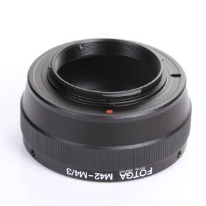 Image 2 - FOTGA anillo adaptador de montura M42 para lente Micro 4/3 M4/3, para Olympus Panasonic G1 G7 GH1 GF1 GF7 EP 1 E PM2